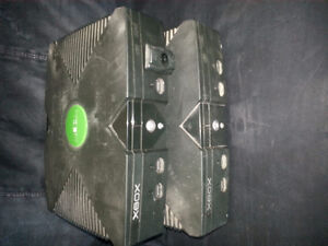 Original XBOX  2 as a package deal  no cords