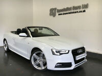 2013 [63] Audi A5 individual 2.0 TFSI Special Edition **48K full history**