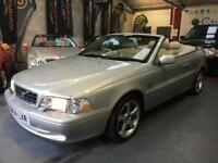 VOLVO C70 2.0 T Manual Convertible Petrol, 2004 (04)