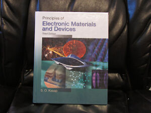 Principles of Electronic Materials and Devices, 3rd Edition