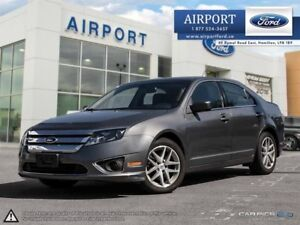 2012 Ford Fusion SEL FWD with only 117,993 kms