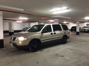 Pontiac Montana 2007 - like new.. Come and see