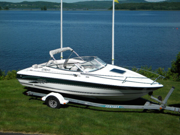 Used 1999 Doral Boats Doral 216CC Cuddy Cabin / 4.3 - 205HP Mercruiser i