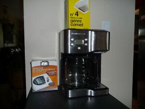 end table, coffee maker, blood pressure, picture