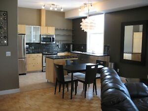 *Rent Reduced* Executive furnished apartment in Sundre