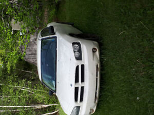 2009 Dodge Charger. Ex cop car. Willing to trade for 4 wheeler