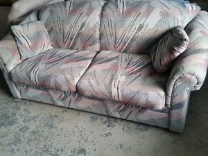Double size hide a bed loveseat