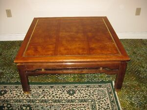 NEW PRICE:Wooden Coffee Table