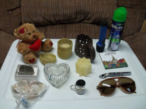 12 Miscellaneous Items