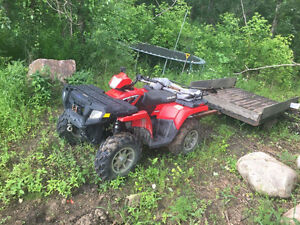 2009 Sportsman 500! Incredible deal!2008 Polaris Sportsman 800
