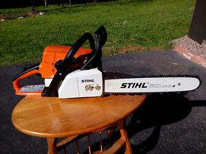 STIHL. MS230 CHAINSAW