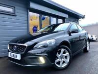 2013 Volvo V40 1.6 T4 Nav Cross Country Lux **Full Leather - 1 Prev Owner**
