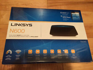 Router Linksys N600