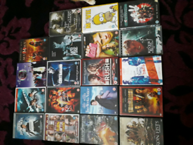 Various dvds adults and childrens