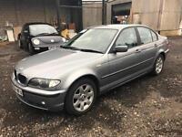2004 BMW 318 2.0 2004MY i SE - 8 Stamp - Mot with no Advisory - FullService110K