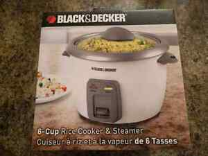 Black and Decker Rice Cooker for Sale