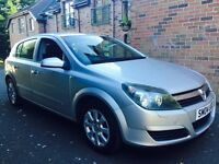 VAUXHALL ASTRA MOTED AND TAXED FULL SERVICE HISTORY ALL NEW TYRES