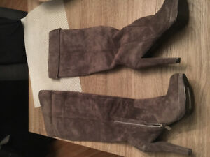 "MICHAEL KORS ""ADENA SLOUCH"" BOOTS"
