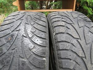 4 GM Winter Tires on Rims - Reduced Cambridge Kitchener Area image 3