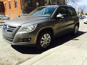 2011 Volkswagen Tiguan HIGHLINE 2.0 T 4 Motion