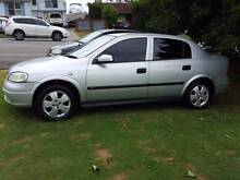 2001 Holden Astra, Ex Cond, Mech Great, 6 Months Rego! Wallsend Newcastle Area Preview