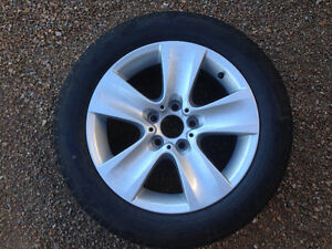BMW Wheels with Winter Tires fits 5 & 6 Series