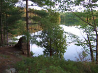 Attractive building lot with panoramic views in Parry Sound/Musk