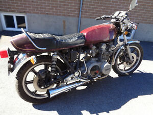 1979 Yamaha 750 Option To Convert To Cafe Racer