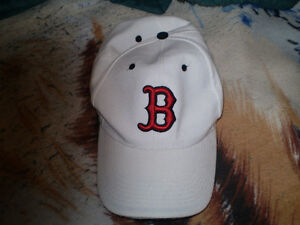 casquette a vendre (baseball) jays/red sox & nhl