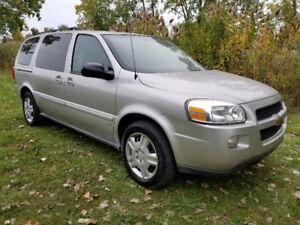 2008 Chevrolet Uplander  Extended DVD