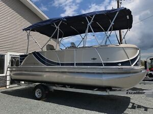 Brand New 2017 South Bay 500 Cruise Series 521CR