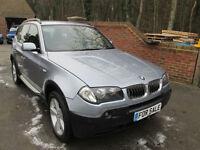 2005 (05) BMW X3 3.0i SPORT AUTOMATIC + WINTER 4X4 BARGAIN!