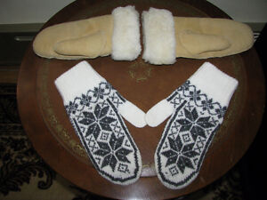 New Ladies winter mitts – Size: Small