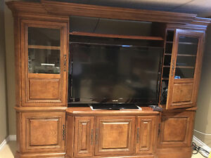 High end entertainment unit