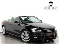 2014 Audi A5 2.0 TDI 177 S Line Special Edition 2dr Convertible Diesel Manual