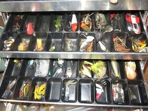 $12 000+ FISHING COLLECTION PART 3 - SEE PART 1 Edmonton Edmonton Area image 9