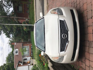 Nissan altima coupe 2008 2.5 S  a vendre for sale white
