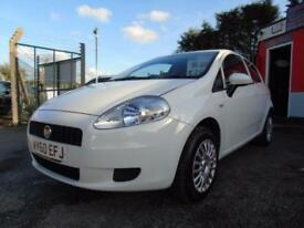 2010 Fiat Grande Punto 1.4 Sound 3dr 3 door Hatchback