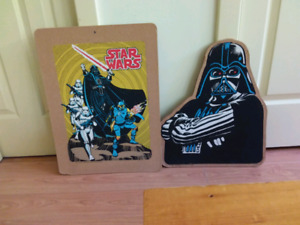 Star Wars bulletin boards