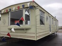 Luxury 2 Bed Caravan with 7k worth of FREE site fees clacton Essex