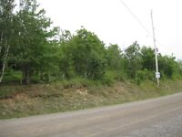 Great price for2.4 acres in Cape Breton N.S.