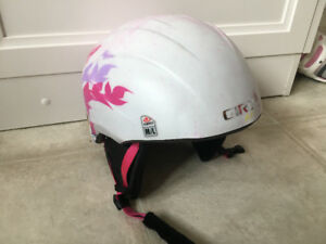Casque ski fillette