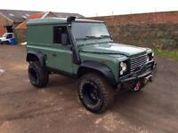1991 Land Rover DEFENDER 90 2.5 3dr