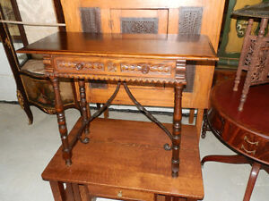 Antique Krug Furniture Company Console Table