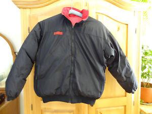 Columbia Sportswear Reversible Down Jacket