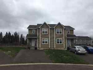 Semi Detached in Dieppe on Quiet Court
