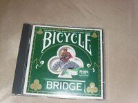 Bicycle *BRIDGE* Computer Game CD