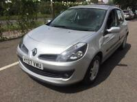 2007 Renault Clio 1.6 VVT ( a/c ) Auto Dynamique 5 Door Low Mileage