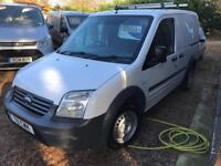 FORD TRANSIT CONNECT T200 LR 75tdci White Manual Diesel, 2011