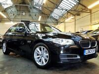 2013 BMW 5 Series 2.0 518d SE 4dr